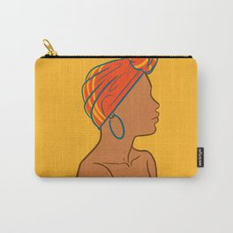 Melanin 1 Carry-All Pouch