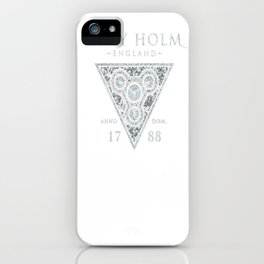 The Room Three - Grey Holm T-Shirt iPhone Case