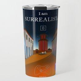SURREALISTa Travel Mug