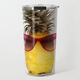 cool pineapple Travel Mug