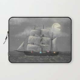 Ghost Ship  Laptop Sleeve