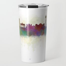 Berlin City Skyline HQ5 Travel Mug
