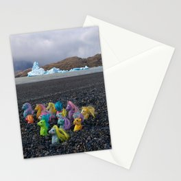 My Little Sea Ponies in Patagonia Stationery Cards