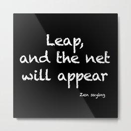 Leap... Metal Print