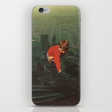 houston iPhone Skin