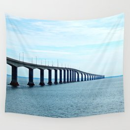 Under the Bridge and Beyond Wall Tapestry