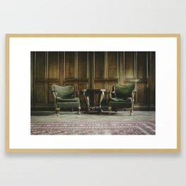 You & Me Framed Art Print