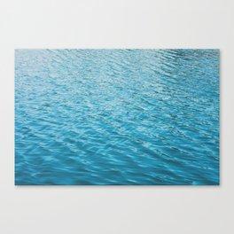 Echo Park Lake Canvas Print