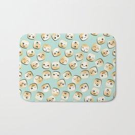 Marshmallows Bath Mat