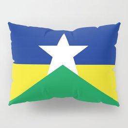 Flag of Rondonia Pillow Sham