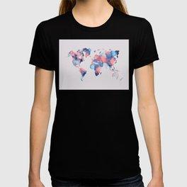 map world map 58 T-shirt