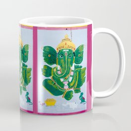 Pan Leaf Ganesh Coffee Mug