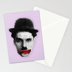 Charlie the Joker Stationery Cards