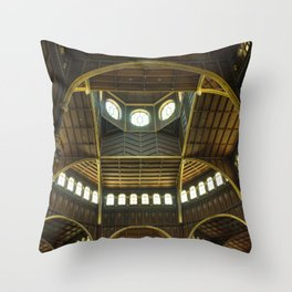 framework Throw Pillow