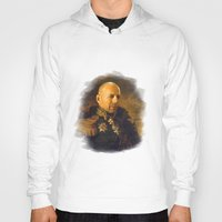 replaceface Hoodies featuring Bruce Willis - replaceface by replaceface