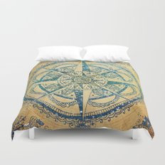 Voyager III Duvet Cover