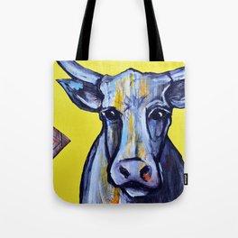 La Vache Tote Bag