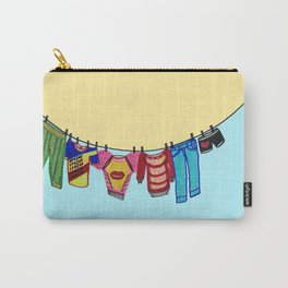 SUN DRIES BEST Carry-All Pouch