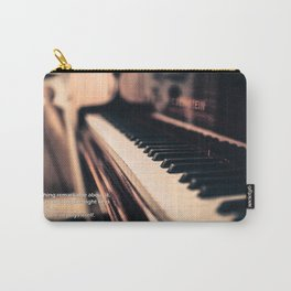 Bach's Piano Carry-All Pouch