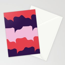 game of colors Stationery Cards
