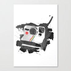 PolarOldï  Canvas Print