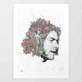 In Utero Art Print