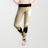 minimalism Leggings featuring The Day The Sun Disappears by Picomodi