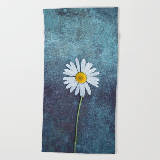 Daisy Beach Towel