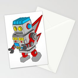 Dub-Bot Stationery Cards
