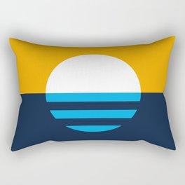 People's Flag of Milwaukee Rectangular Pillow