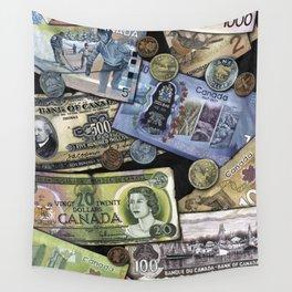 Birthday Money Wall Tapestry