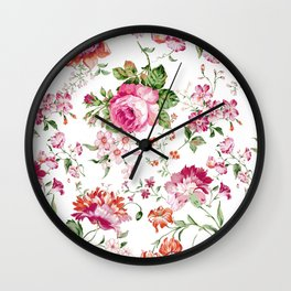 christine 4 Wall Clock