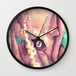 Enfrascado Wall Clock