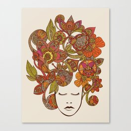 Its all in your head Canvas Print