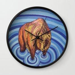 Popsca Bear Wall Clock