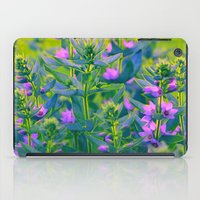 sunshine iPad Cases featuring Sunshine. by Mary Berg