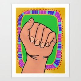 Solidarity Art Print