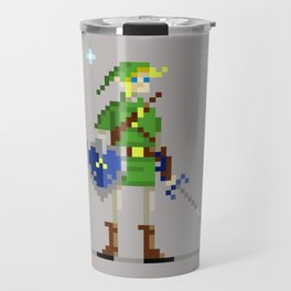 Pixel Link Travel Mug