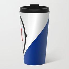 Flag of Bonaire Travel Mug
