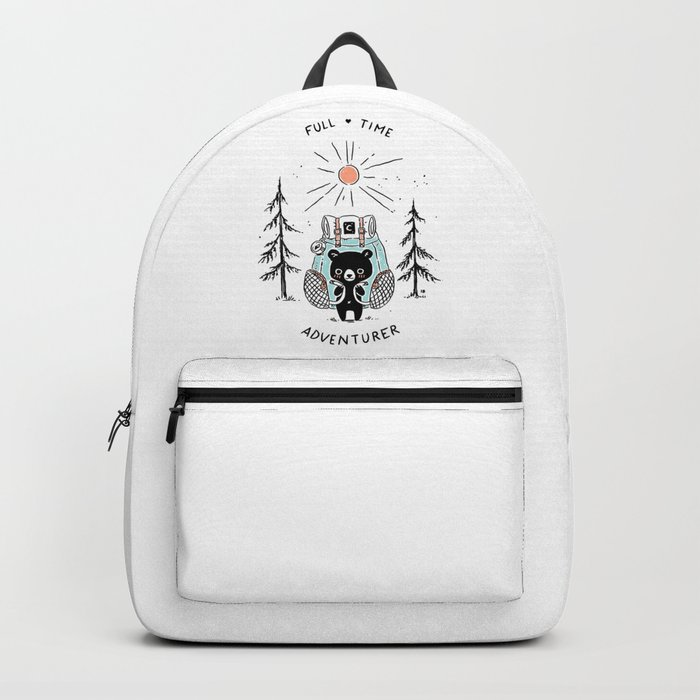 Adventure Bear Backpack