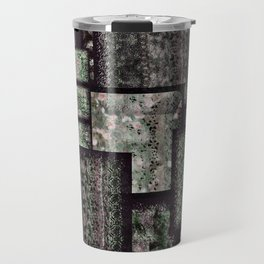 Bohemian Combo Boysenberry Travel Mug