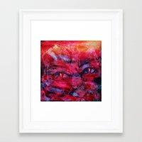 twilight Framed Art Prints featuring Twilight by Joel Mata
