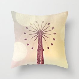 Circling Throw Pillow