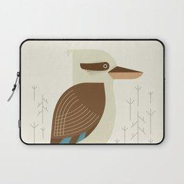 Laughing Kookaburra, Bird of Australia Laptop Sleeve