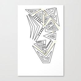 Electrification Canvas Print