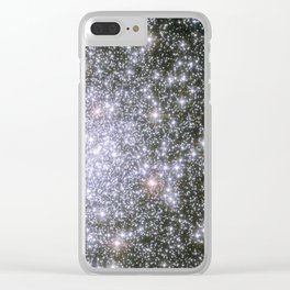 Messier 69 Clear iPhone Case