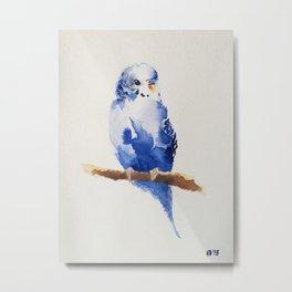 A little birdy told me... Metal Print