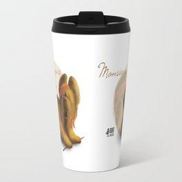 Monsieur Croquis Travel Mug