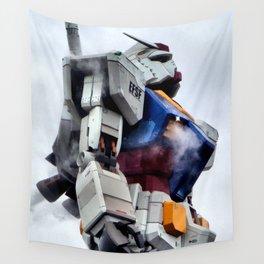Gundam Pride Wall Tapestry