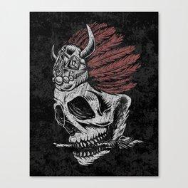 Tribe Canvas Print
